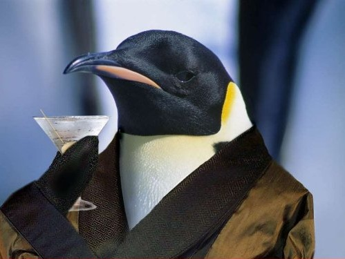 Drunken Penguins